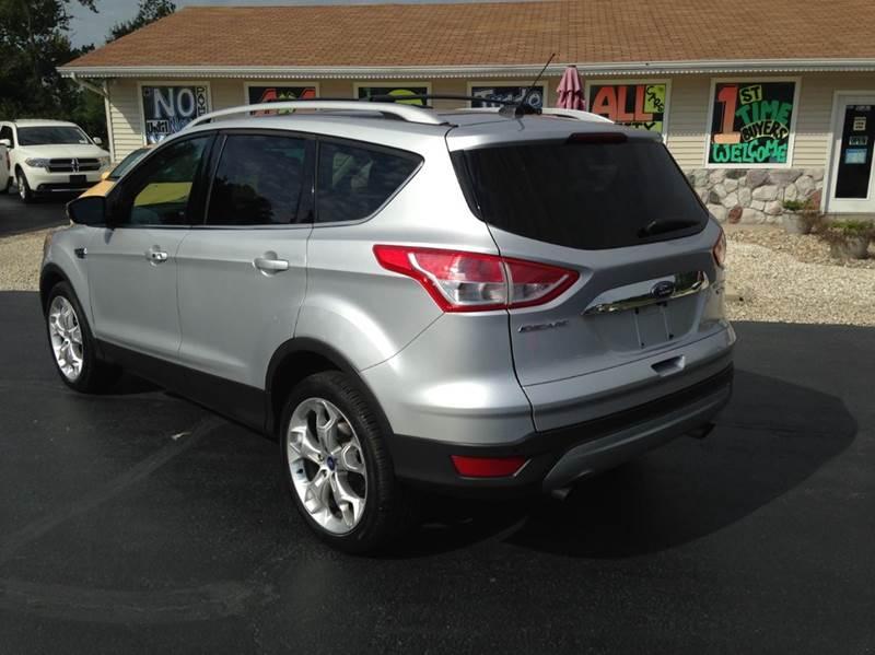 2014 Ford Escape AWD Titanium 4dr SUV - Washington MO