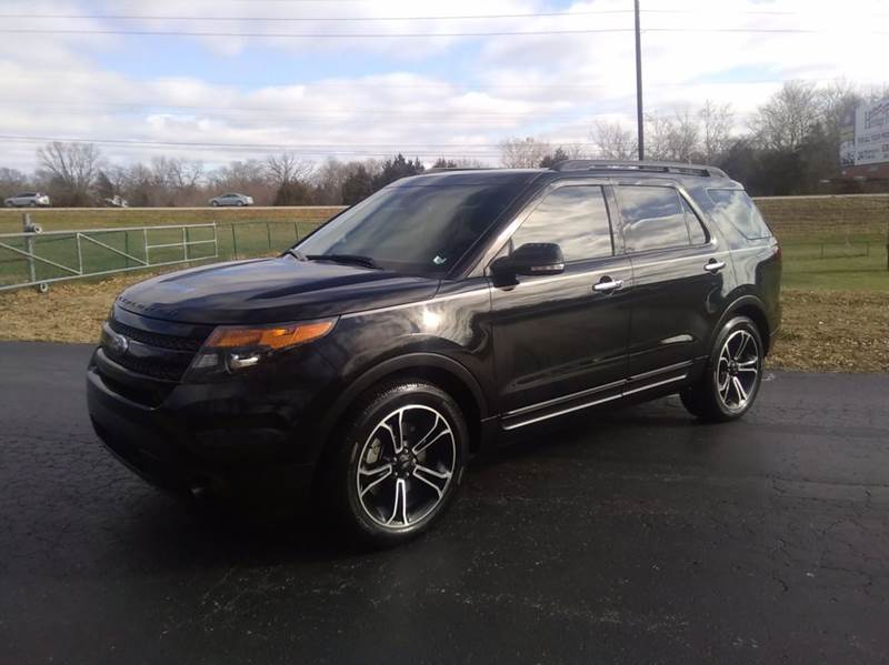 Max Motors Butler Mo >> Used 2014 Ford Explorer For Sale in Missouri - Carsforsale.com