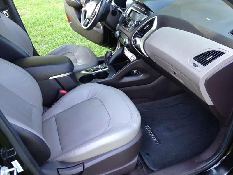 2013 Hyundai Tucson AWD Limited 4dr SUV - Washington MO