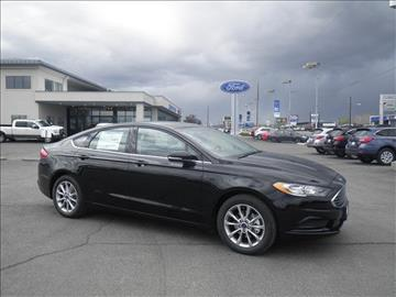 2017 Ford Fusion for sale in Ontario, OR