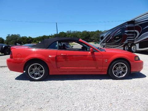 2003 Ford Mustang SVT Cobra for sale in Austin, TX