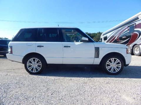 2011 Land Rover Range Rover for sale in Austin, TX