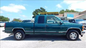 used 1996 chevrolet c k 1500 series for sale. Black Bedroom Furniture Sets. Home Design Ideas