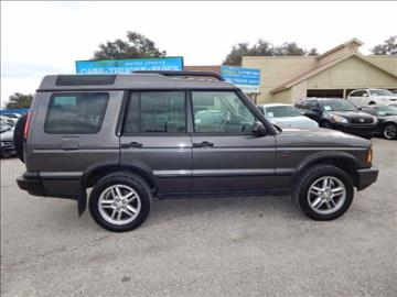 2004 Land Rover Discovery for sale in Austin, TX