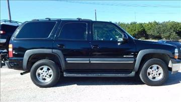 2003 Chevrolet Tahoe for sale in Austin, TX