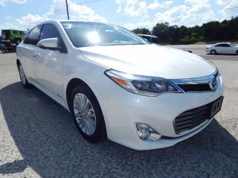 2015 Toyota Avalon Hybrid for sale in Austin, TX