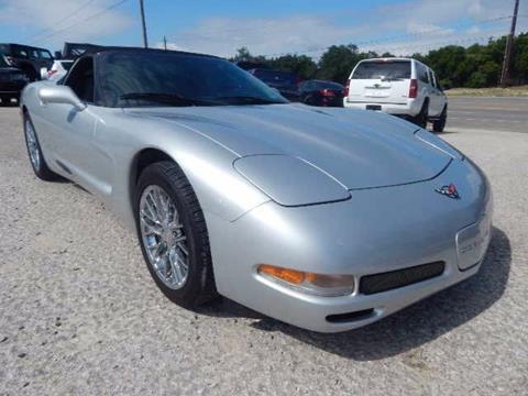 1999 chevrolet corvette for sale for Small car motors carson city nv