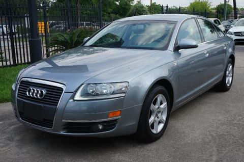 2007 Audi A6 for sale in Houston, TX