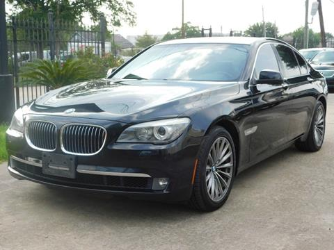2011 BMW 7 Series for sale in Houston, TX
