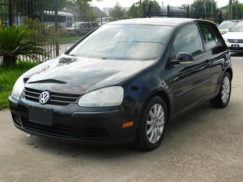2009 Volkswagen Rabbit for sale in Houston, TX