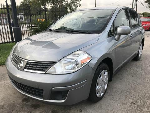 2008 Nissan Versa for sale in Houston, TX