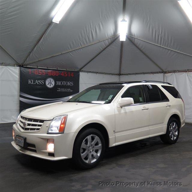 2007 Cadillac SRX for sale in SANTA ANA CA