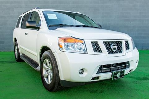 2014 Nissan Armada for sale in Santa Ana, CA