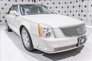 2011 Cadillac DTS for sale in Santa Ana, CA