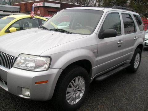 2006 Mercury Mariner for sale in Port Jeff Station Ny NY