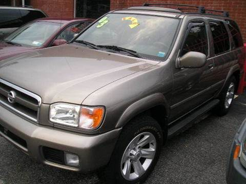 2003 Nissan Pathfinder for sale in Port Jeff Station Ny NY