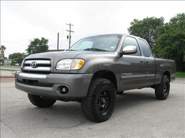 2003 Toyota Tundra for sale in Cuero, TX