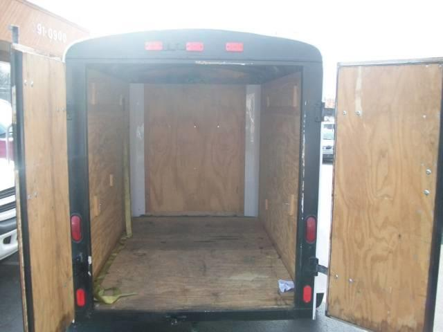 2002 Carson 5x8 Enclosed - Old Hickory TN
