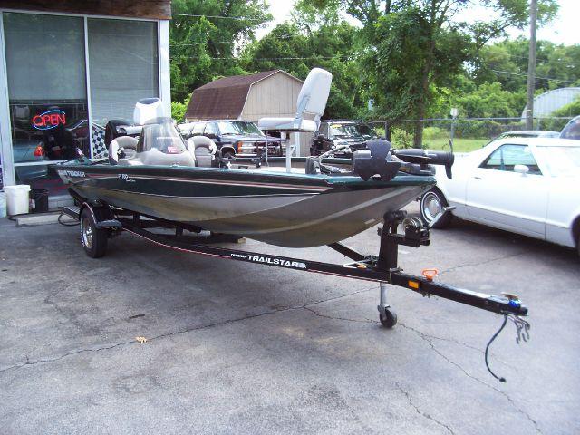 2004 Tracker Bass Tracker