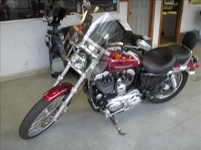 2005 Harley-Davidson 1200 Custom