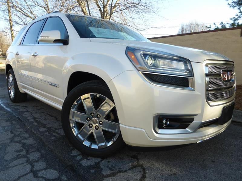 2014 Gmc Acadia AWD Denali 4dr SUV In Old Hickory TN - Musictown ...