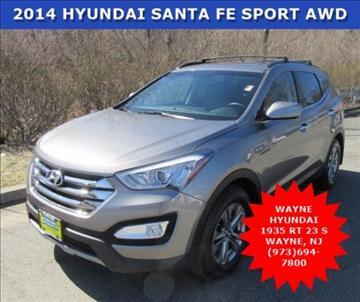 2014 Hyundai Santa Fe Sport for sale in Wayne, NJ