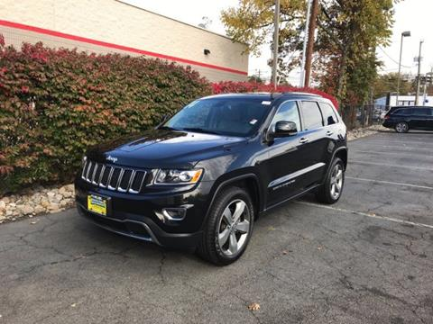 2014 Jeep Grand Cherokee for sale in Wayne NJ