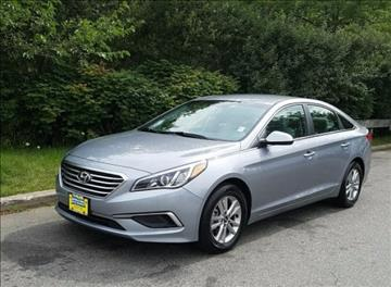 2017 Hyundai Sonata for sale in Wayne, NJ