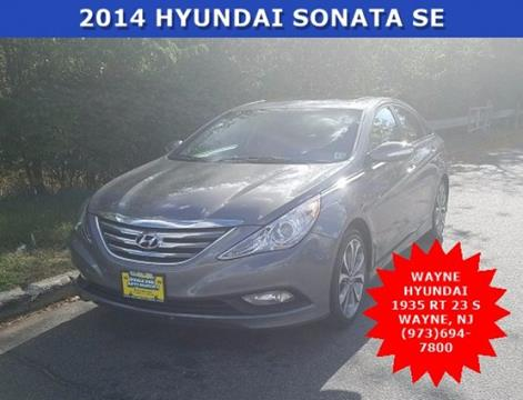 2014 Hyundai Sonata for sale in Wayne NJ