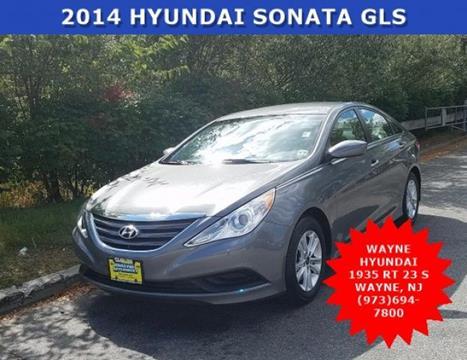 2014 Hyundai Sonata for sale in Wayne NJ