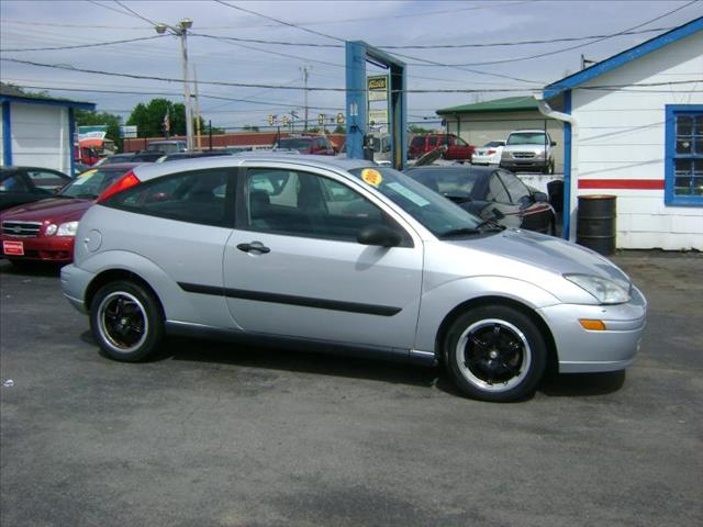 Used 2001 Ford Focus For Sale