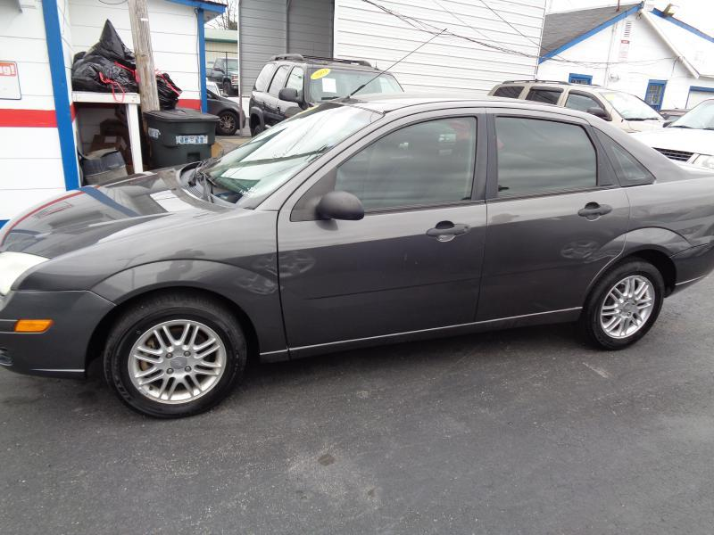 2007 Ford Focus ZX4 - Lebanon TN