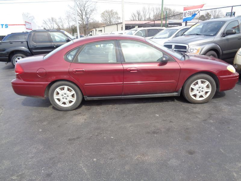 2007 Ford Taurus SE Fleet 4dr Sedan - Lebanon TN
