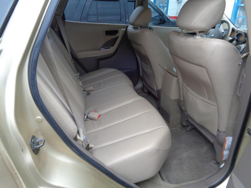 2003 Nissan Murano AWD SL 4dr SUV - Lebanon TN