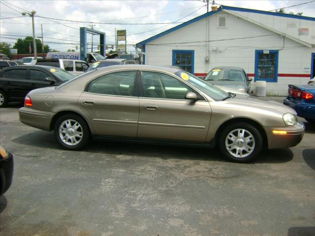 2004 MERCURY Sable