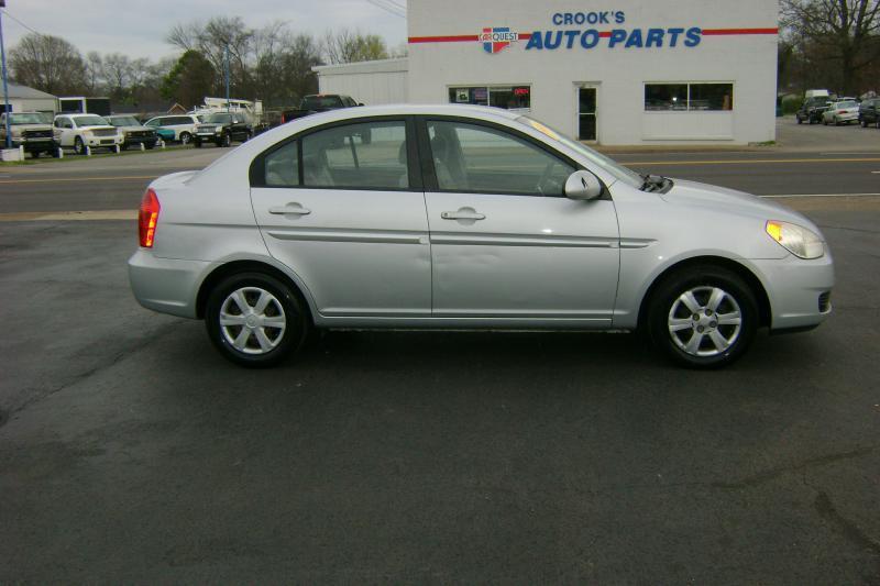 2006 Hyundai Accent GLS 4dr Sedan - Lebanon TN