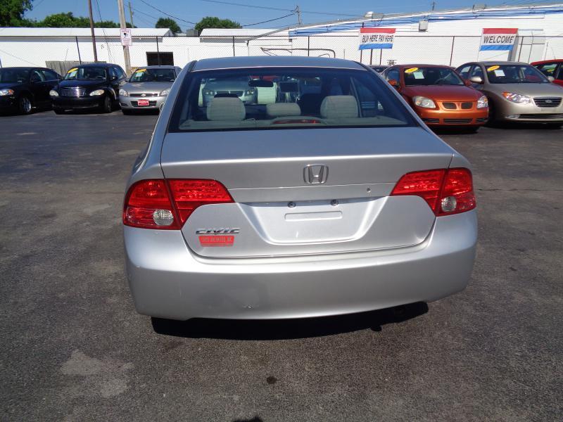 2007 Honda Civic LX 4dr Sedan (1.8L I4 5A) - Lebanon TN