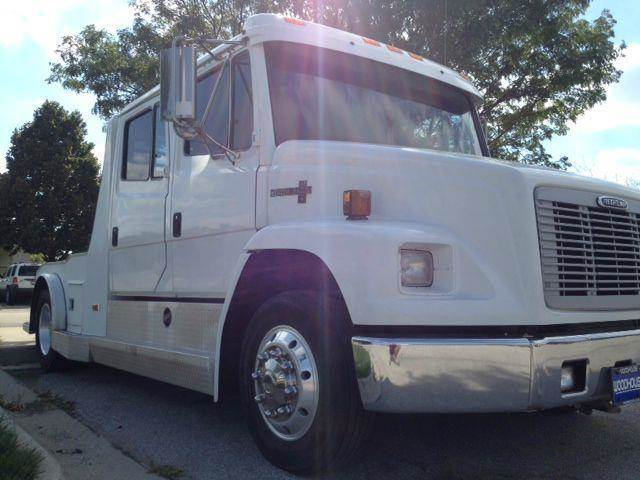 1998 Freightliner FL60 Sport Chassis - Cornelius NC
