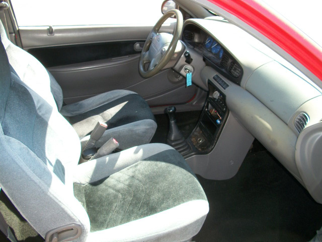1995 ford aspire manual transmission