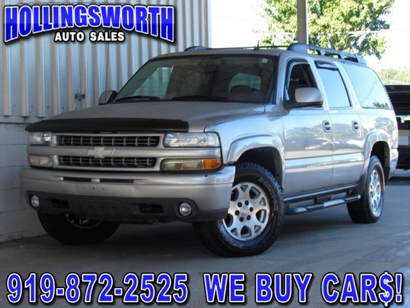 Chevrolet Suburban For Sale in Raleigh NC Carsforsale