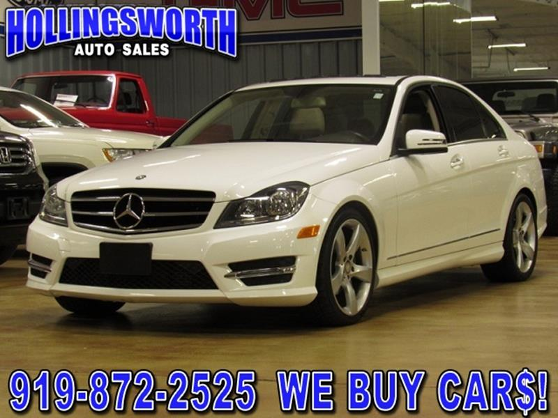 2014 Mercedes Benz C Class   Raleigh, NC RALEIGH NORTH CAROLINA Sedan  Vehicles For Sale Classified Ads   FreeClassifieds.com
