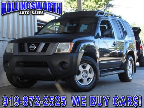 2008 Nissan Xterra for sale in Raleigh, NC