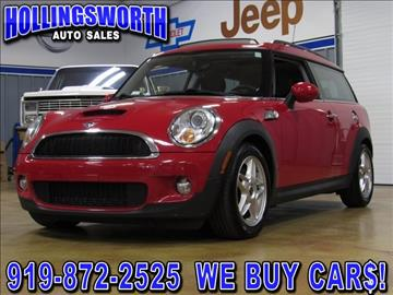 MINI Cooper For Sale Raleigh NC Carsforsale