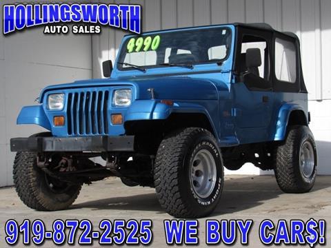 1994 jeep wrangler for sale carsforsale com rh carsforsale com