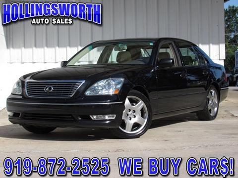 Charming 2005 Lexus LS 430 For Sale In Raleigh, NC