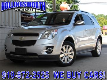 2011 Chevrolet Equinox for sale in Raleigh, NC