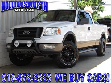 2005 Ford F-150 for sale in Raleigh, NC