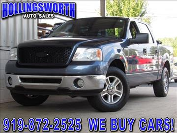 2006 Ford F-150 for sale in Raleigh, NC