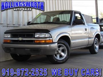 Chevrolet s 10 for sale north carolina for Eastside motors albemarle nc