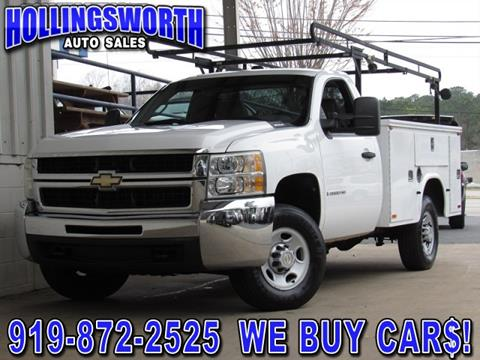 chevrolet silverado 2500hd for sale in raleigh nc. Black Bedroom Furniture Sets. Home Design Ideas
